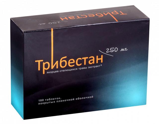 Трибестан таблетки п.о 250мг №180 купить в Москве по цене от 4430 рублей
