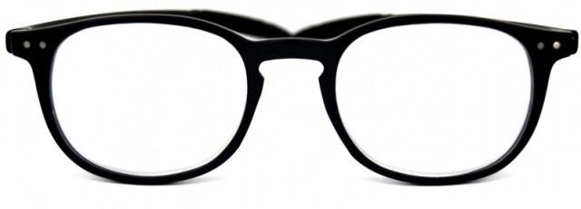 Очки корригирующие черные матовые +3,0 60828 (42700/5) купить в Москве по цене от 743 рублей