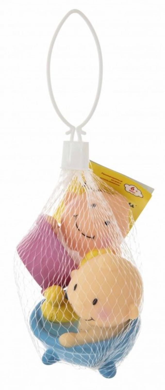 Курносики игрушка для ванной Пупсики 25162 купить в Москве по цене от 224 рублей