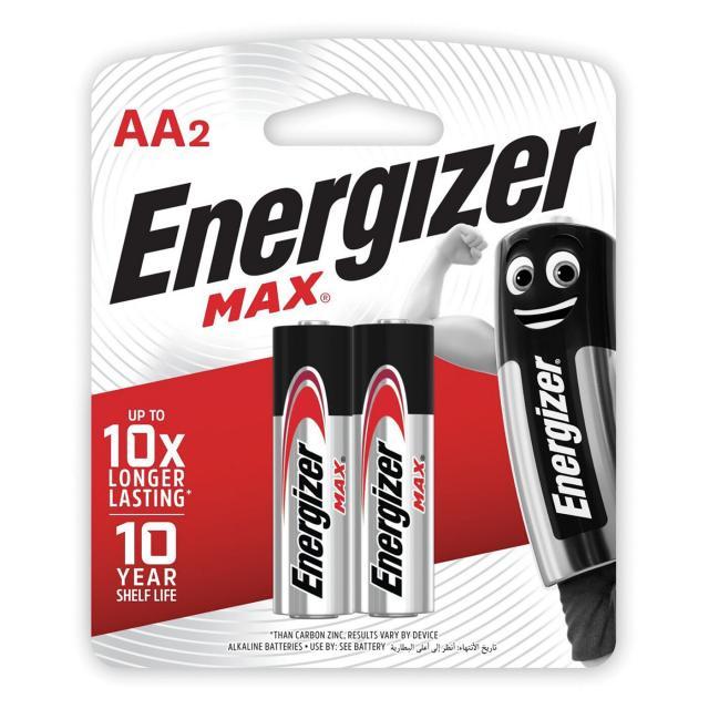 Энерджайзер батарейка алкалин. MAX E91 т.АА №2 купить в Москве по цене от 0 рублей