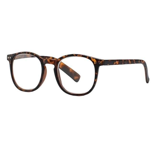 Очки черепаховые пластик +2,0 63484/3 купить в Москве по цене от 602 рублей