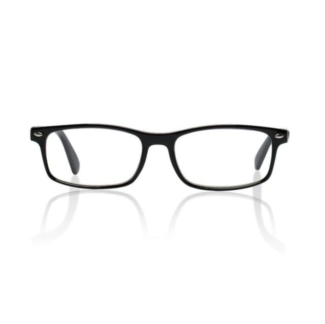 Очки глянцевые черные/пластик +1,0 42698/1 купить в Москве по цене от 598 рублей