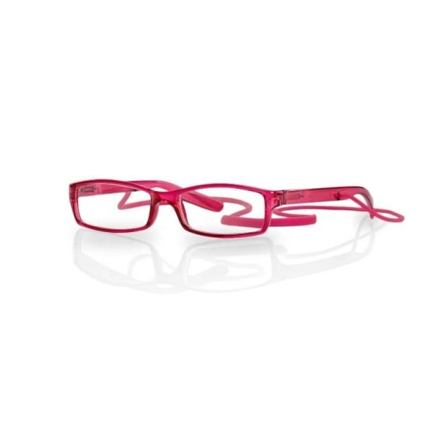 Очки глянцевые розовые/пластик со шнурком +2,5 42735/9 купить в Москве по цене от 601 рублей