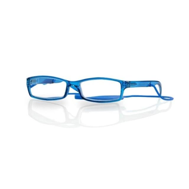 Очки глянцевые синие/пластик со шнурком +2,5 42735/4 купить в Москве по цене от 594 рублей