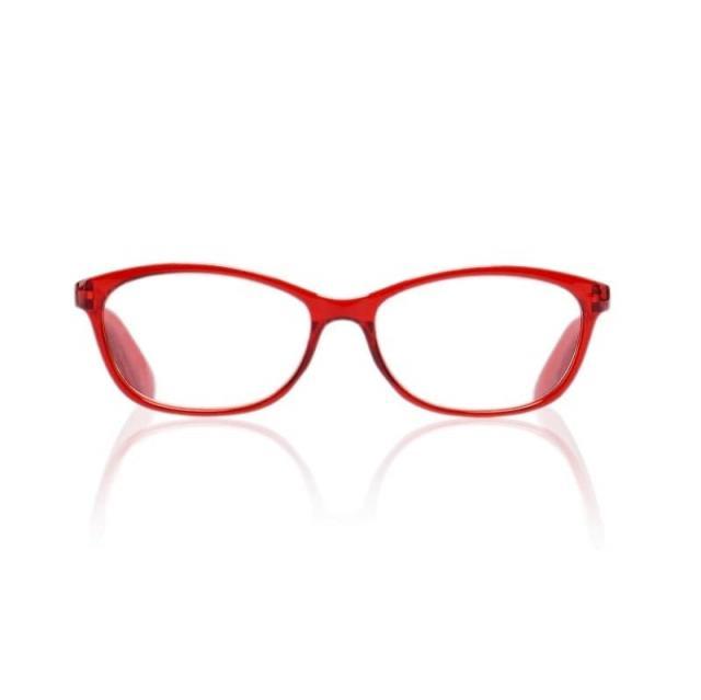 Очки глянцевые красные/пластик +2,5 42777/4 купить в Москве по цене от 603 рублей