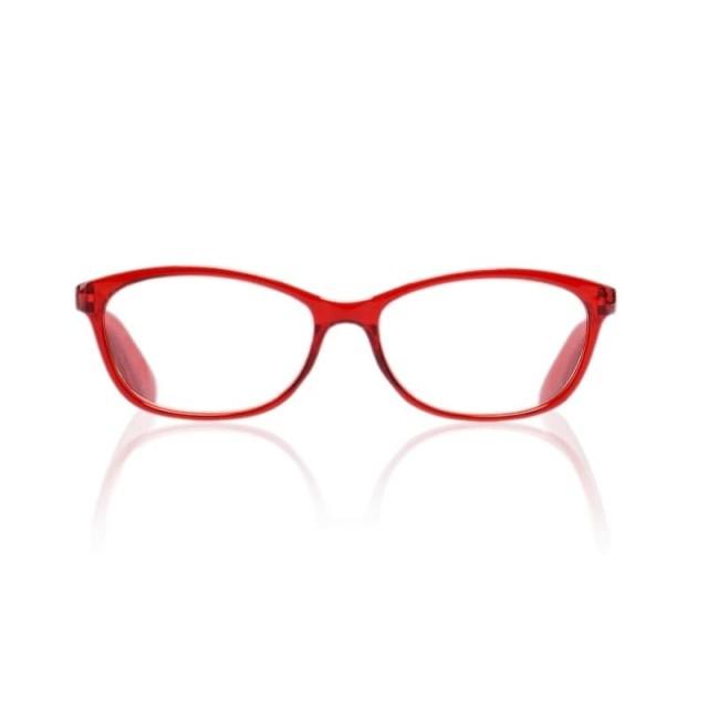 Очки глянцевые красные/пластик +1,0 42777/1 купить в Москве по цене от 601 рублей