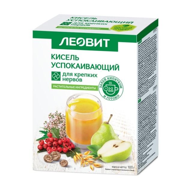Леовит Кисель успокаивающий 20г №5 купить в Москве по цене от 134 рублей
