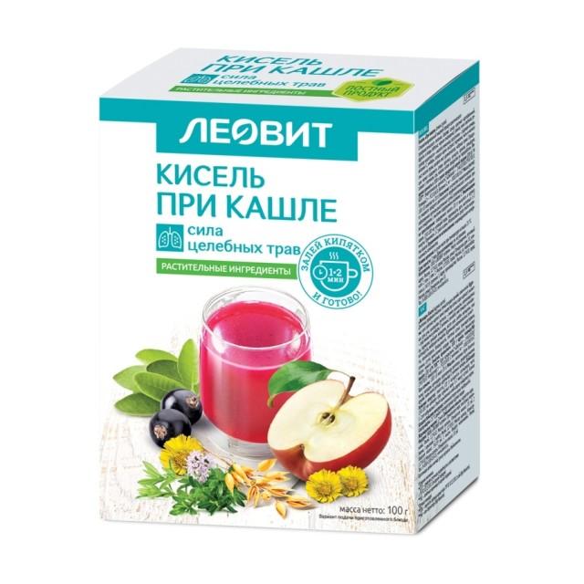 Леовит Кисель при кашле 20г №5 купить в Москве по цене от 142 рублей