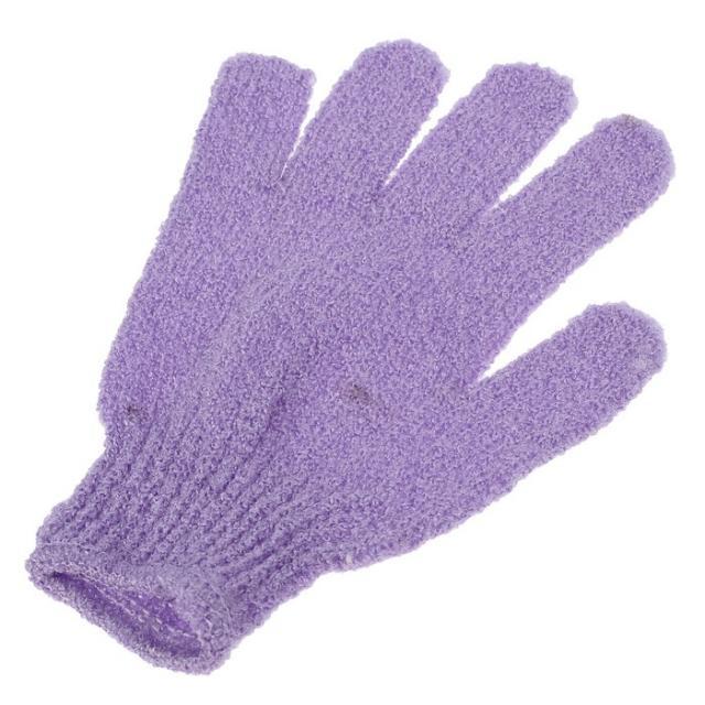 Мочалка-перчатка массажная микс 647557 купить в Москве по цене от 0 рублей