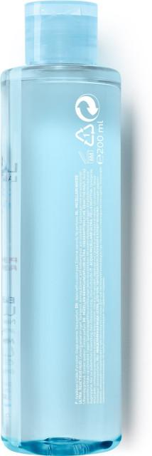 Ля рош позе вода мицеллярная д/реакт.кожи 200мл купить в Москве по цене от 1010 рублей
