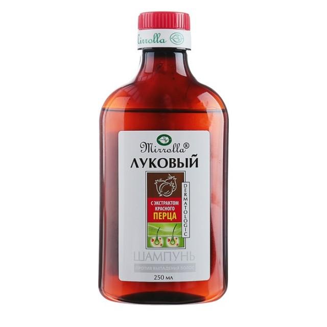 Шампунь Луковый с красным перцем 250мл купить в Москве по цене от 100 рублей