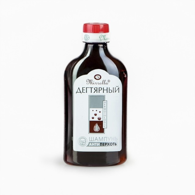 Шампунь Дегтярный против перхоти 250мл купить в Москве по цене от 103 рублей