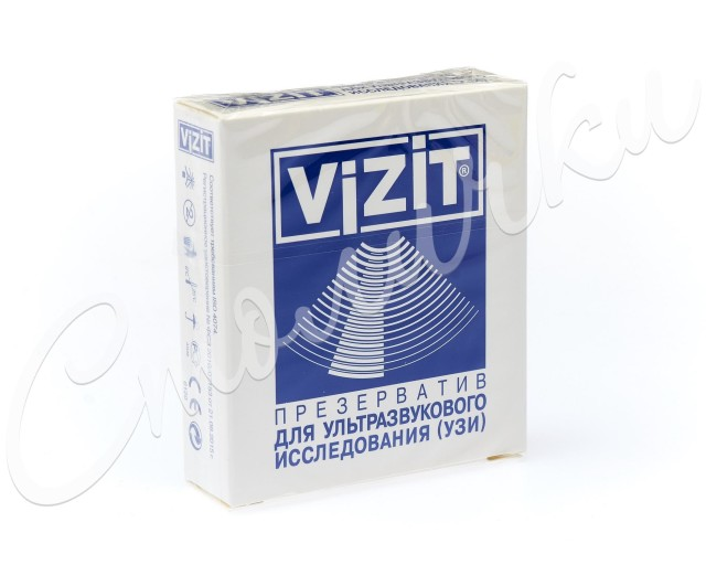Визит презервативы д/УЗИ №1 купить в Москве по цене от 40 рублей