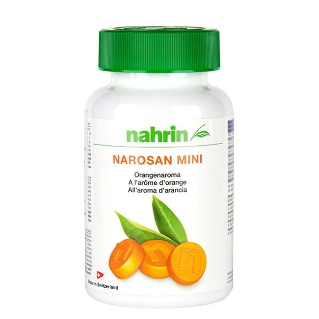 Нарин Наросан Мини конф. жевательные апельсин №80 купить в Москве по цене от 0 рублей