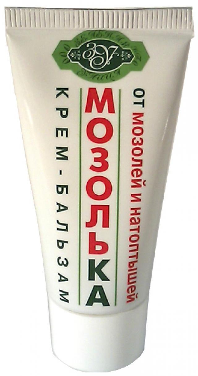 Мозолька крем-бальзам 15мл купить в Москве по цене от 50 рублей