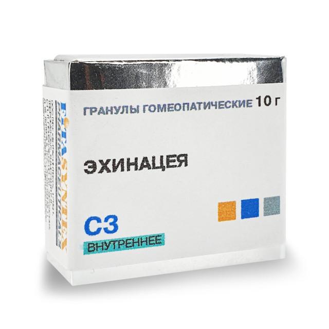 Эхинацея С-3 гранулы 10г купить в Москве по цене от 0 рублей