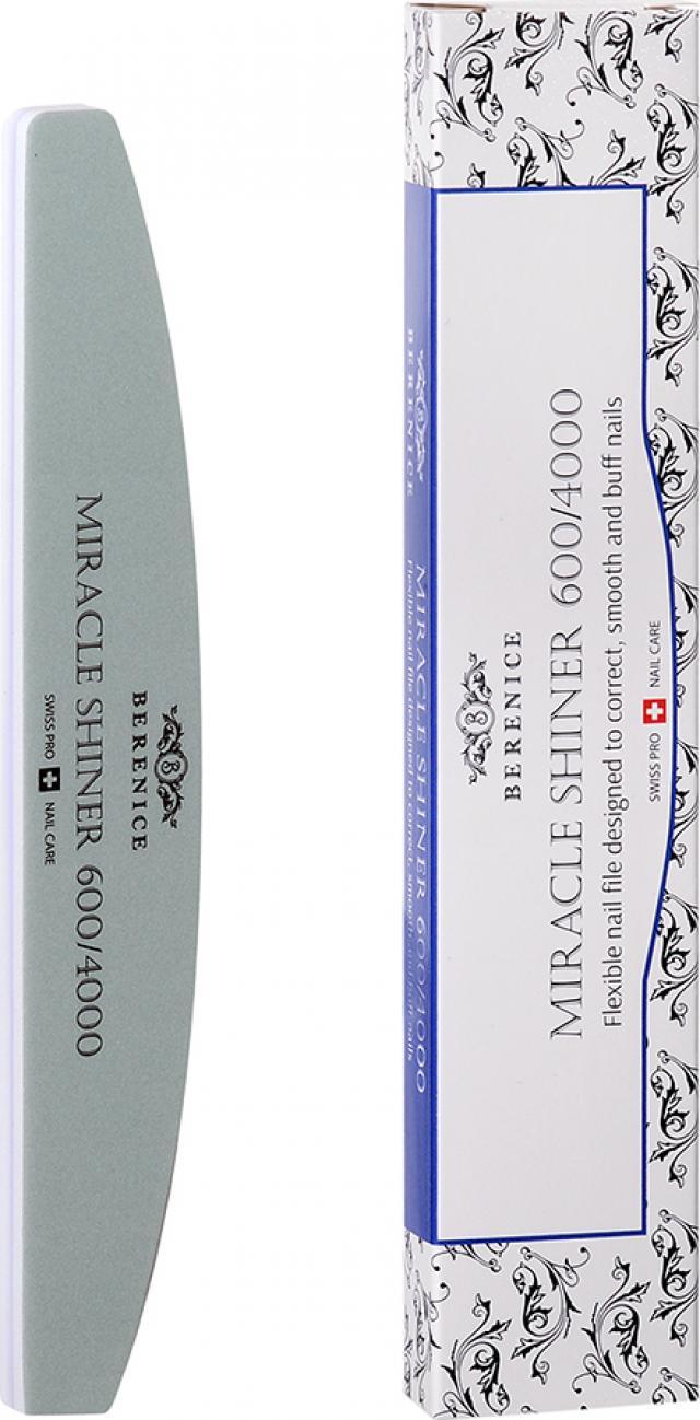 Беренис Пилка для ногтей полумесяц Миракл шайне 600х4000 купить в Москве по цене от 0 рублей