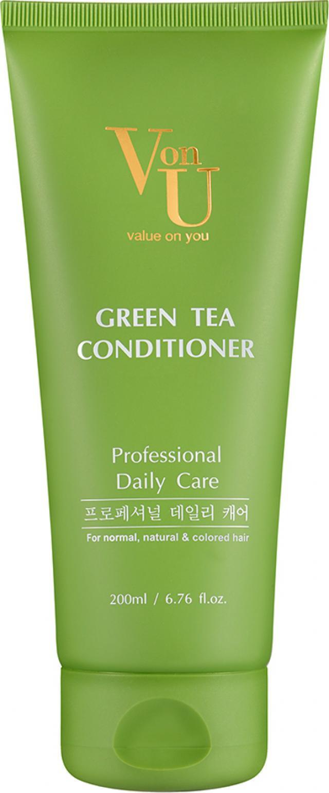 Вон-Ю кондиционер для волос зелен.чай 200мл купить в Москве по цене от 0 рублей