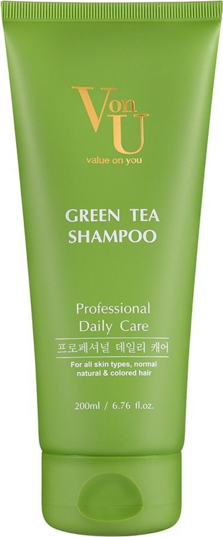 Вон-Ю шампунь для волос зелен.чай 200мл купить в Москве по цене от 0 рублей