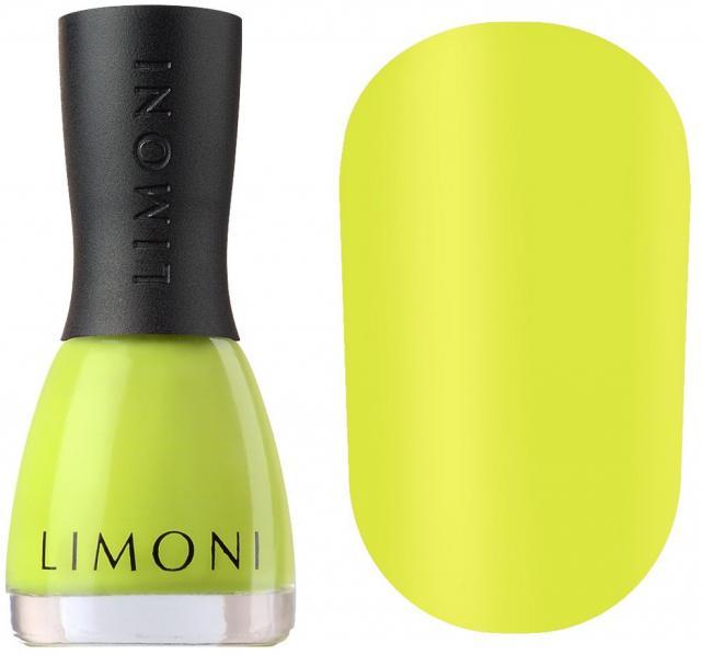 Лимони Неон коллекшн лак для ногтей т.591 7мл купить в Москве по цене от 0 рублей
