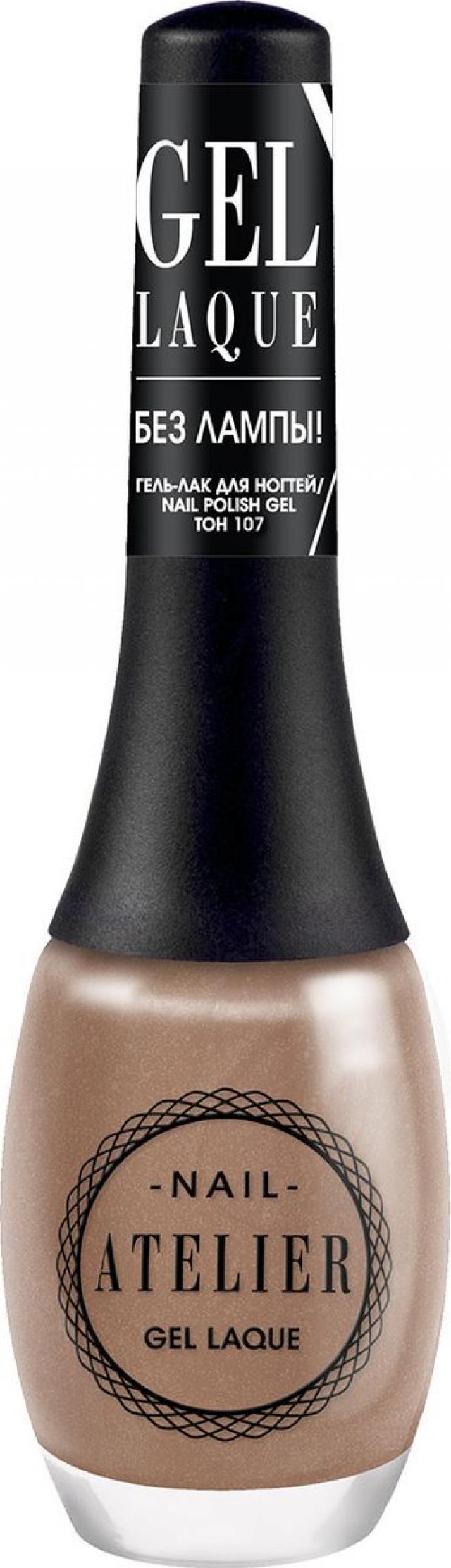 Вивьен Сабо гель-лак для ногтей т.107 купить в Москве по цене от 131 рублей