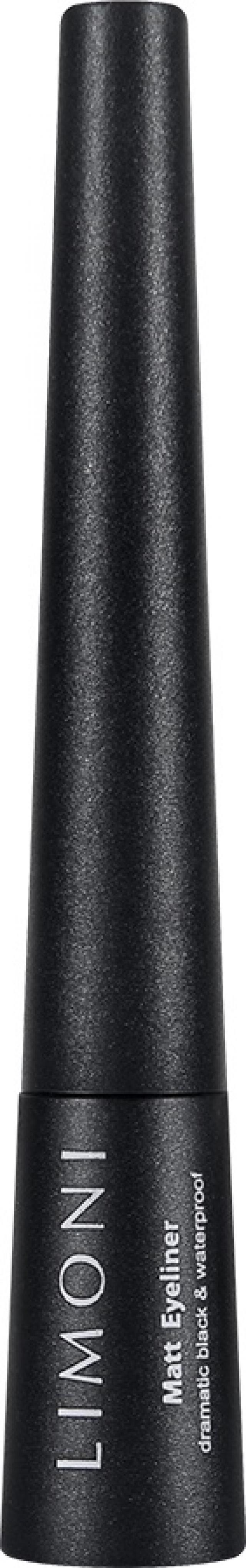 Лимони подводка для глаз матов.водостойк. Мэтт Айламэ т.01 черный купить в Москве по цене от 0 рублей