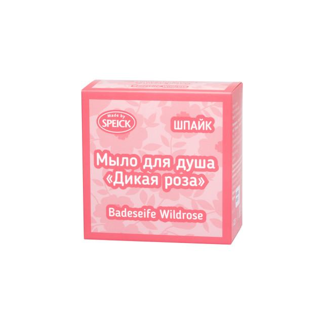 Шпайк мыло для душа Дикая роза 225г купить в Москве по цене от 0 рублей