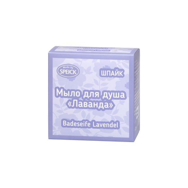 Шпайк мыло для душа Лаванда 225г купить в Москве по цене от 208 рублей