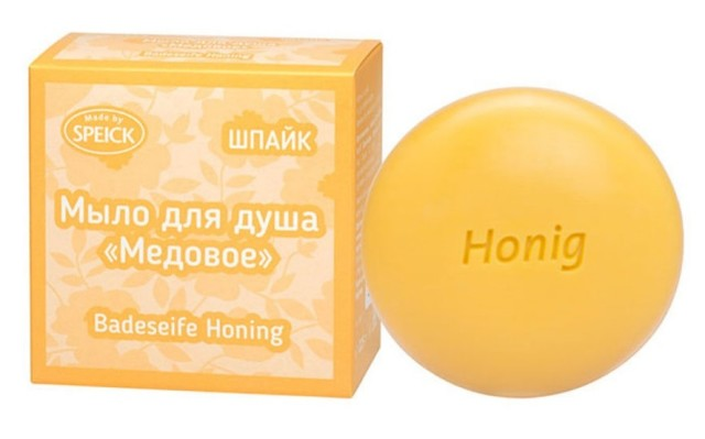 Шпайк мыло для душа Медовое 225г купить в Москве по цене от 0 рублей