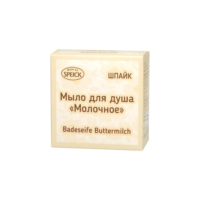 Шпайк мыло для душа Молочное 225г купить в Москве по цене от 194 рублей