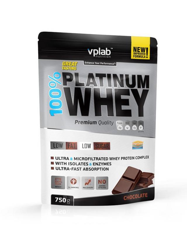 ВП 100% Платинум Вей 750г шоколад VP53929 купить в Москве по цене от 1910 рублей