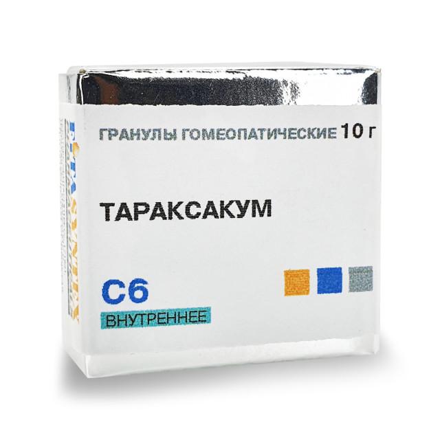 Тараксакум Оффицинале (Тараксакум) С-6 гранулы 10г купить в Москве по цене от 0 рублей