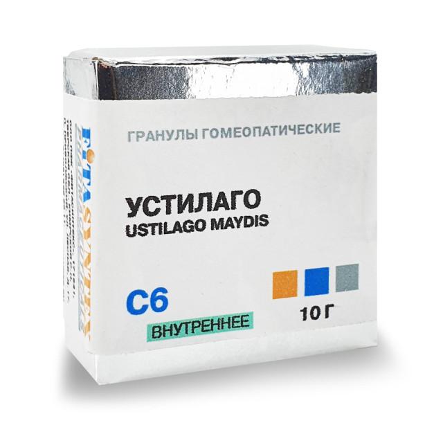Устилаго Майдис С-6 гранулы 10г купить в Москве по цене от 0 рублей