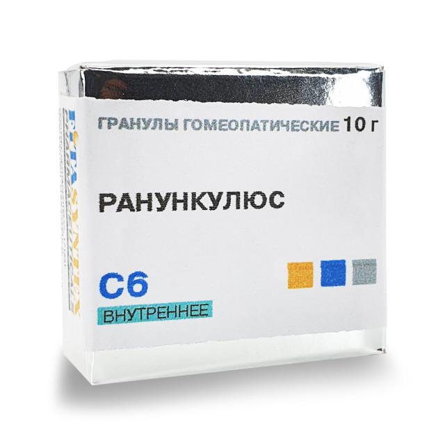 Ранункулюс Бульбозус С-6 гранулы 10г купить в Москве по цене от 0 рублей