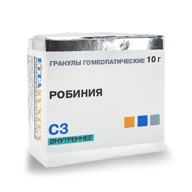 Робиния С-3 гранулы 10г купить в Москве по цене от 0 рублей