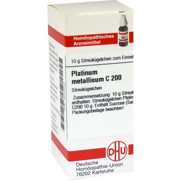 Платинум Металликум С-200 гранулы 10г купить в Москве по цене от 141 рублей