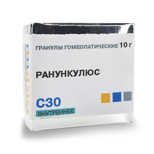 Ранункулюс Бульбозус С-30 гранулы 10г купить в Москве по цене от 191 рублей