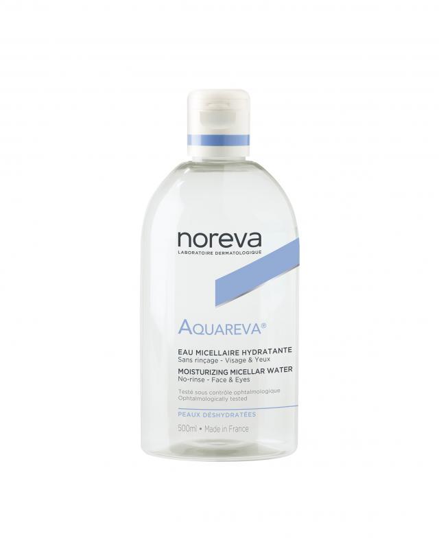 Норева Акварева вода мицеллярная д/обезвож.кожи 500мл купить в Москве по цене от 1470 рублей