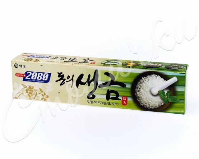 Дентал Клиник 2080 зубная паста леч.травы/биосоль 120г купить в Москве по цене от 140 рублей