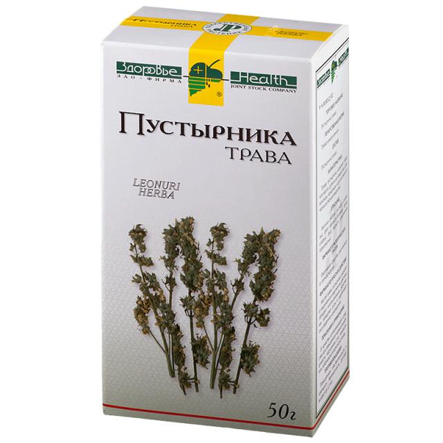 Пустырник трава 50г купить в Москве по цене от 59 рублей