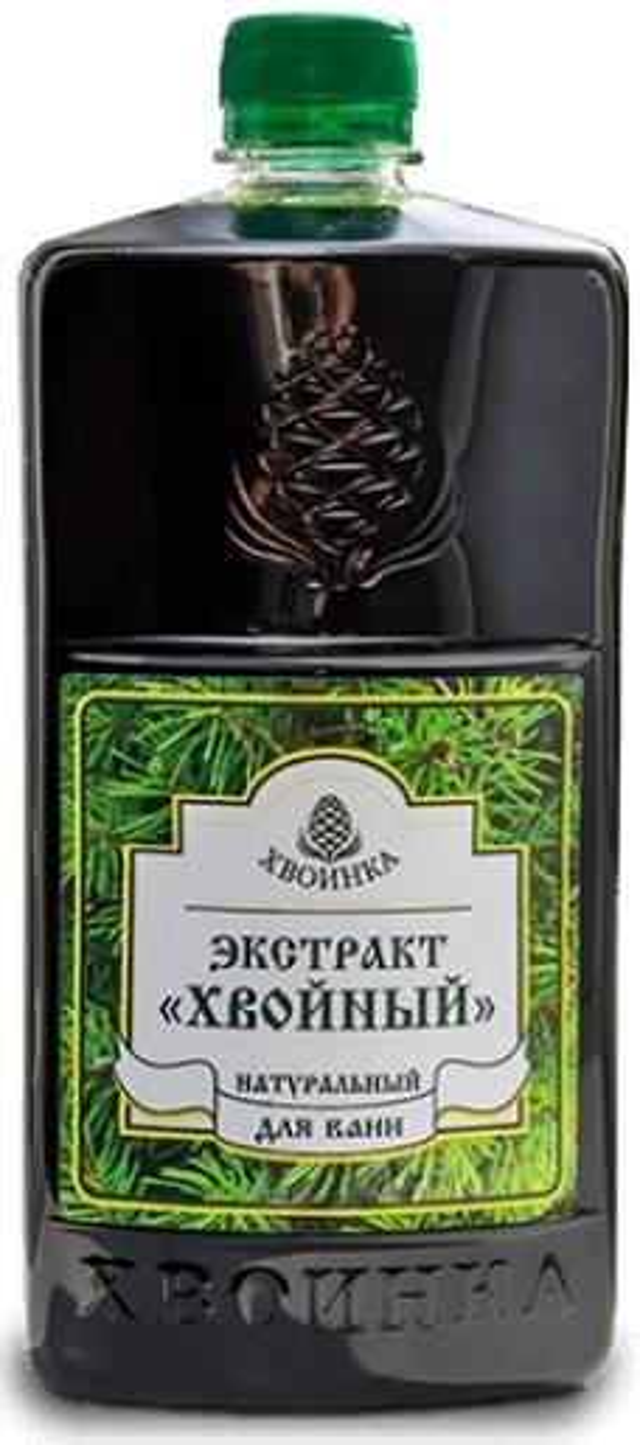 Хвойный экстракт Хвоинка для ванн 1л купить в Москве по цене от 0 рублей