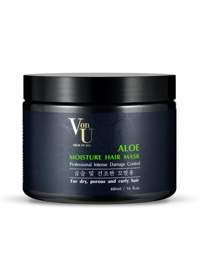 Вон-Ю маска для волос увлажняющая с алоэ вера 480мл купить в Москве по цене от 0 рублей