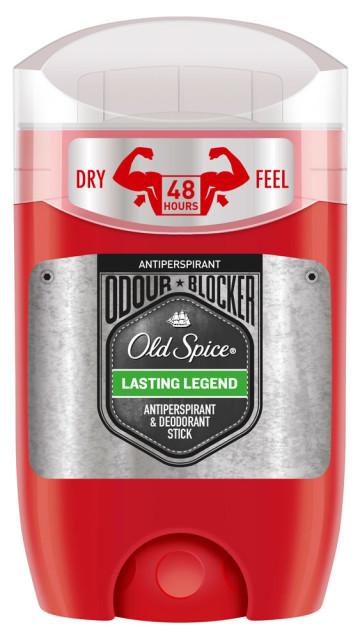 Олд Спайс дезодорант-стик Ластинг Легенд 50мл купить в Москве по цене от 0 рублей