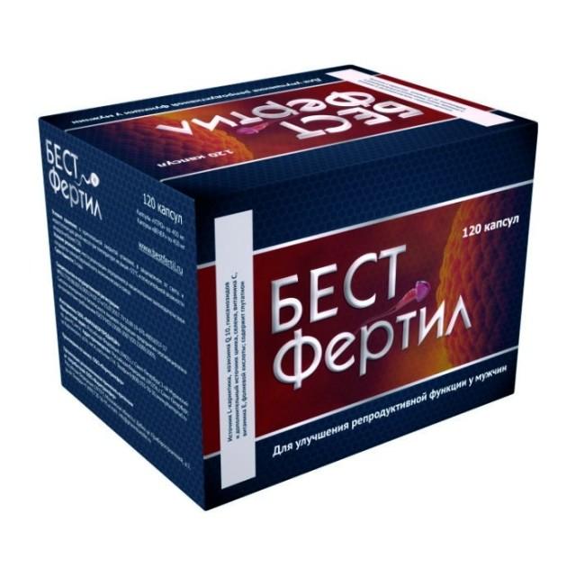 БестФертил капсулы Утро 450мг + Вечер 450мг №120 купить в Москве по цене от 4430 рублей