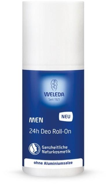 Веледа дезодорант-ролик для мужчин 50мл 9522 купить в Москве по цене от 516 рублей