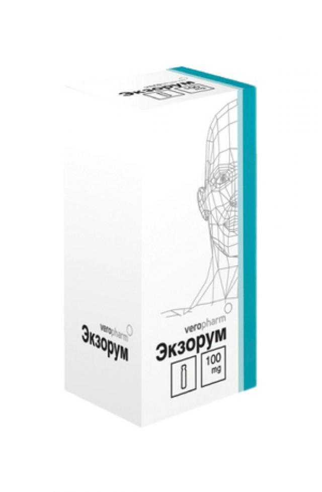 Экзорум лиофилизат д/инф .100мг фл №1 купить в Москве по цене от 3941 рублей