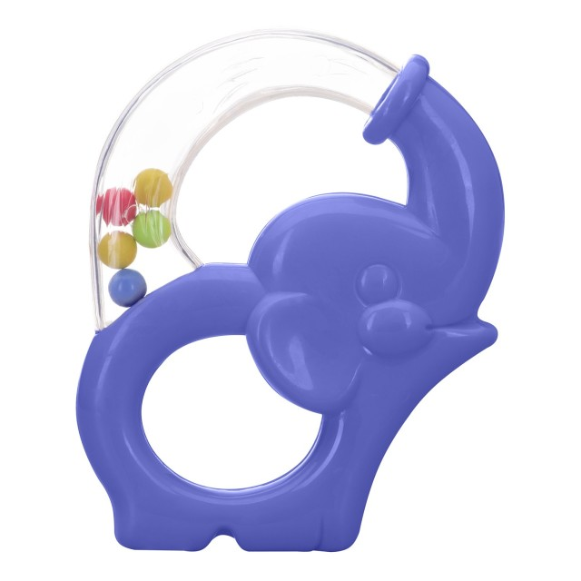 Курносики игрушка–погремушка Радужный Слоник 21373 купить в Москве по цене от 99 рублей