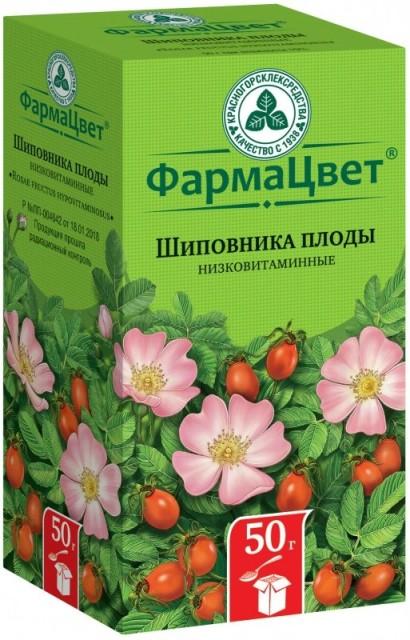 Шиповник плоды 50г купить в Москве по цене от 78 рублей
