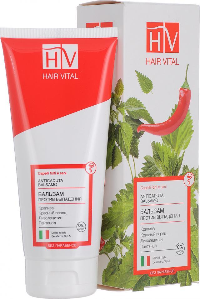 Хаир Витал бальзам для волос против выпадения 250мл купить в Москве по цене от 0 рублей