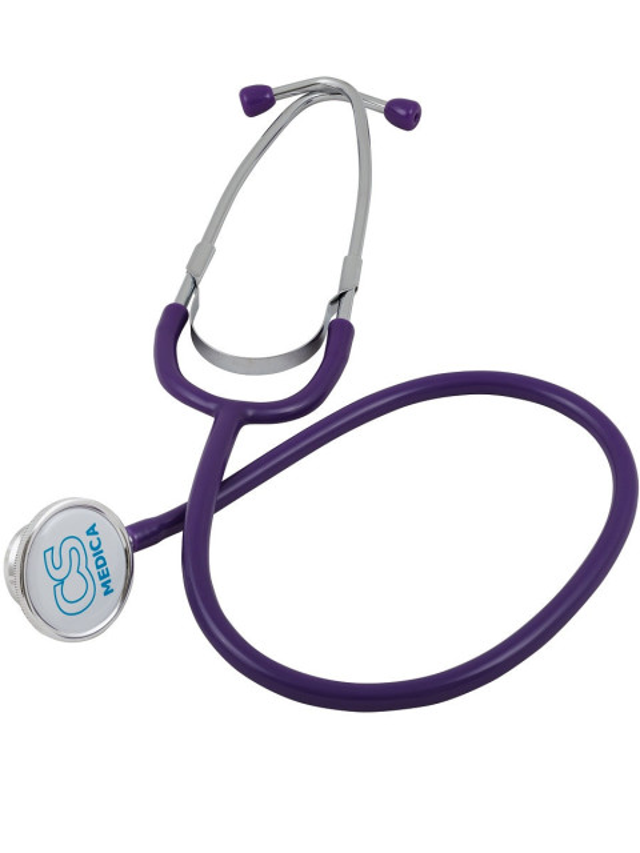 СиЭс Медика стетофонендоскоп CS-417 (фиолетовый) купить в Москве по цене от 516 рублей